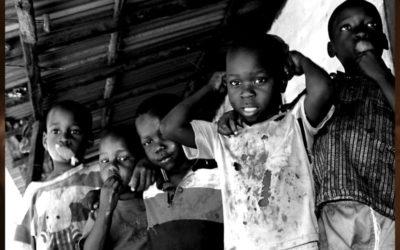 Kids in Kartong sturen een bedank video